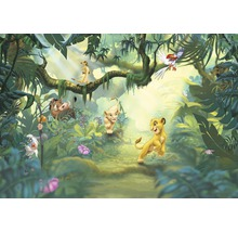 Papier peint photo Disney Edition 3 LION KING JUNGLE 368 x 254 cm