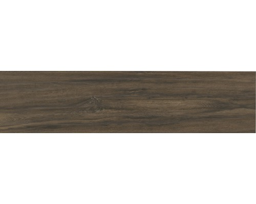 Carrelage Strobus Wood Ebony mat 22x90 cm