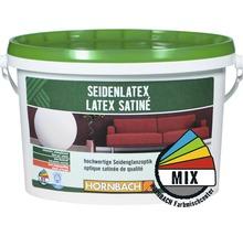 Latexfarbe Seidenlatex im Wunschfarbton 10 l