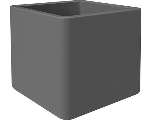 Blumentopf elho Pure Kunststoff 48x48x49 cm anthrazit