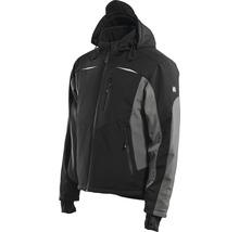 Veste d'hiver Softshell Hammer Workwear noir taille L