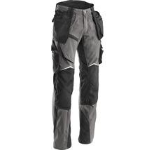 Pantalon à taille élastique avec poches rembourrées Hammer Workwear anthracite W28/L32