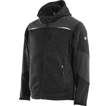Veste en tricot Hammer Workwear noir T.L