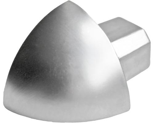 Eckstück Dural Durondell DRAE 80-Y Aluminium Grau 8 mm