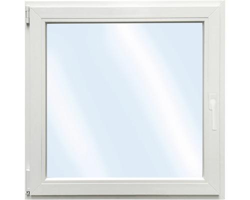 Kunststofffenster ARON Basic weiss 100x100 cm DIN Links